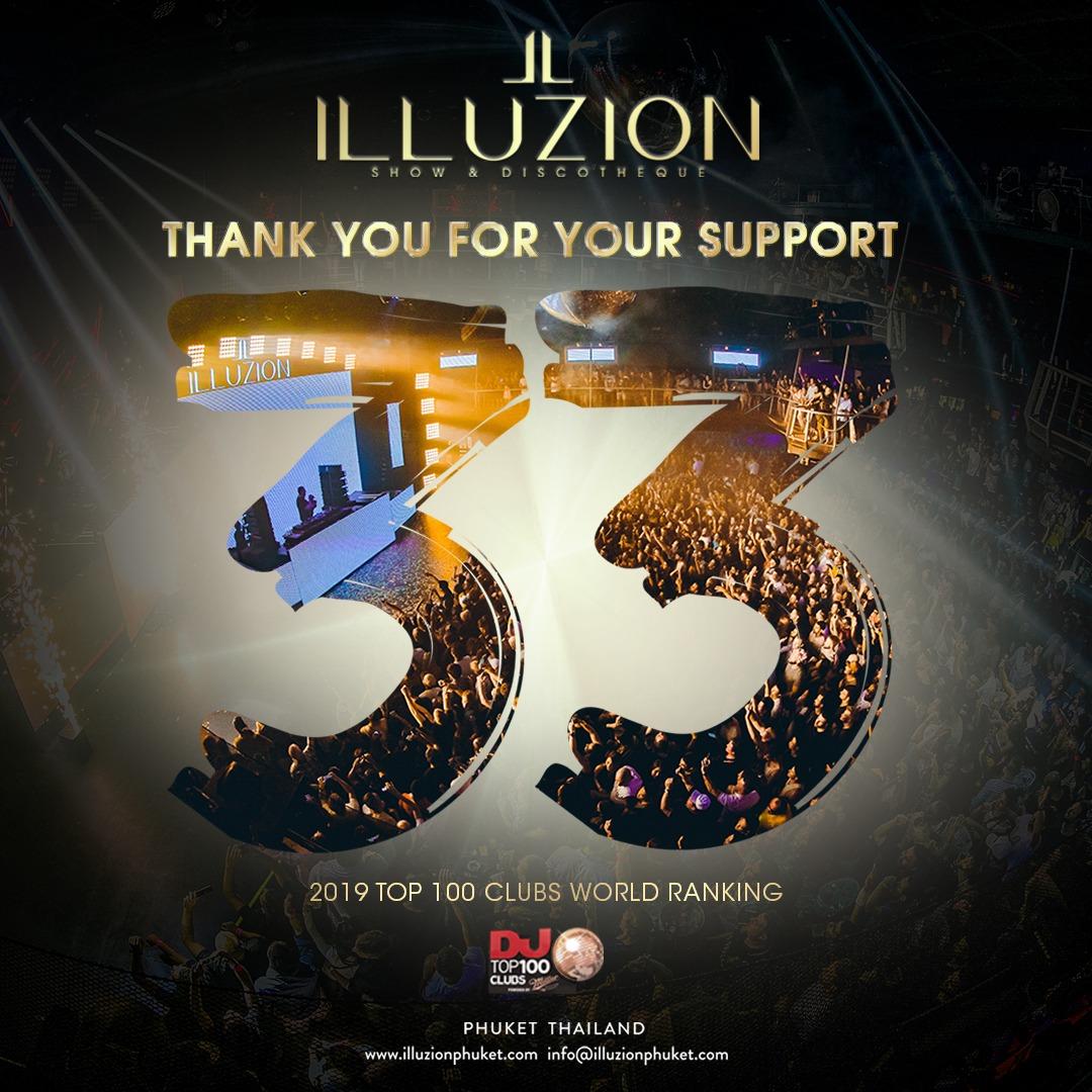 Crazy Web Studio Website For Illuzion Club Phuke Top33