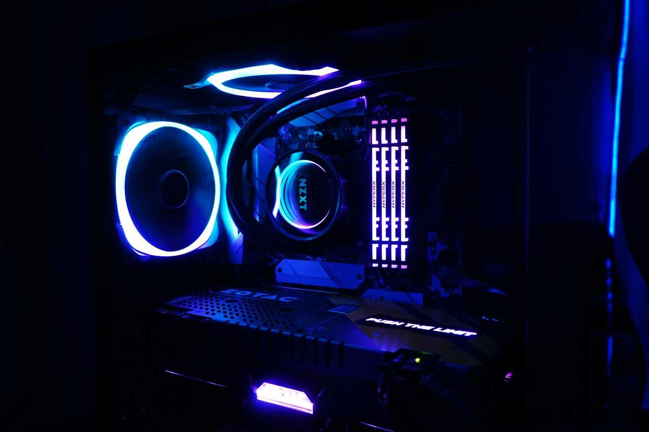 Crazy Web Studio NZXT AVATAR AMD