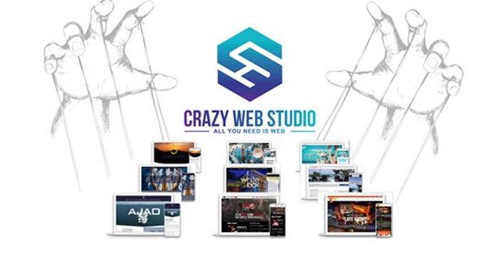 Crazy Web Studio Phuket Responsive Web Design Our Portfolio 700px