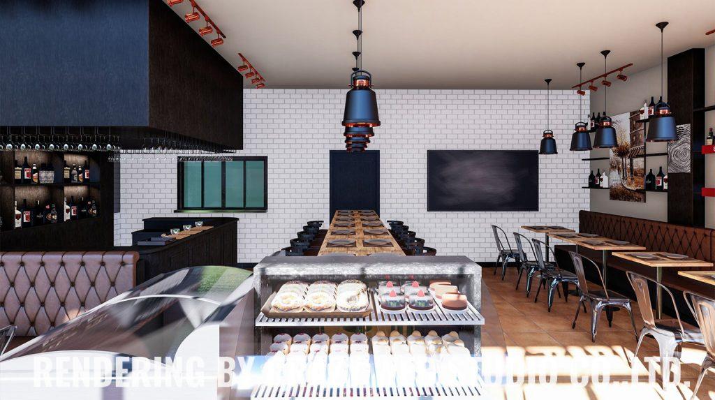 3D Rendering Restaurant Phuket Company Crazy Web Studio7