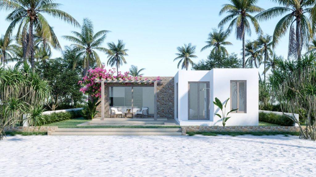 Lotus Zanzibar Villas Rendering By Crazy Web Studio 20