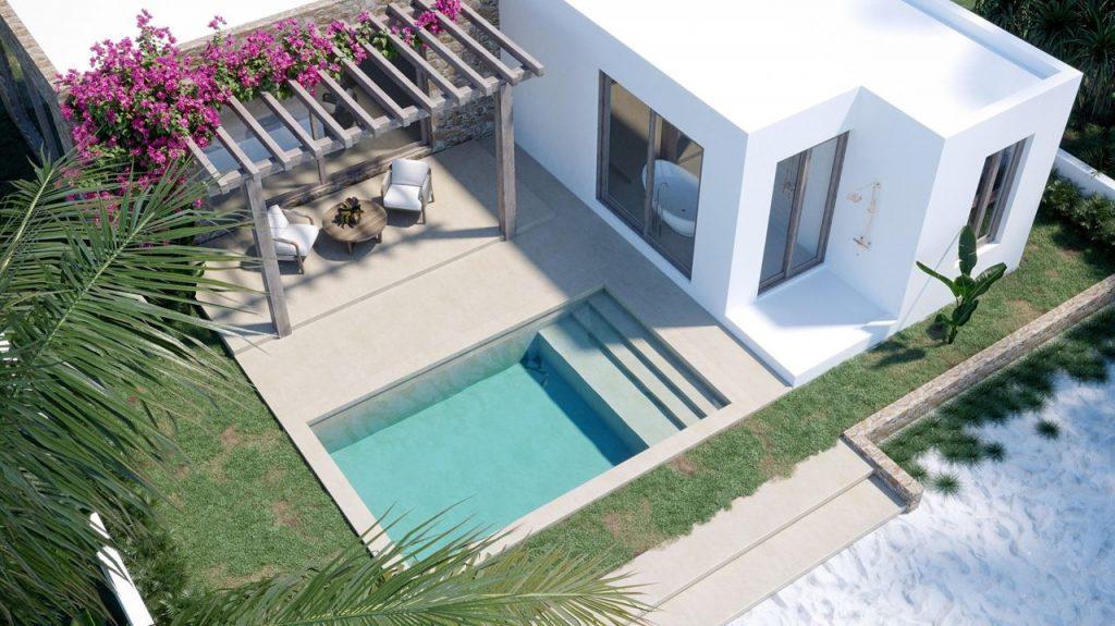 Lotus Zanzibar Villas Rendering By Crazy Web Studio 22