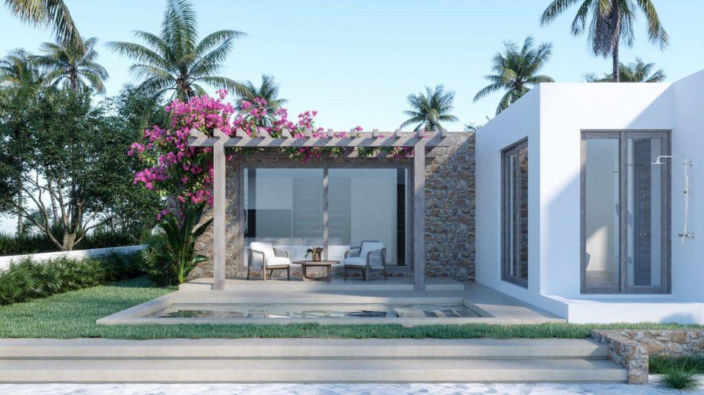 Lotus Zanzibar Villas Rendering By Crazy Web Studio 23