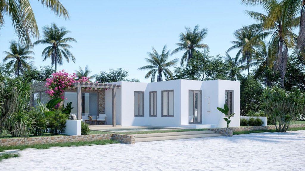 Lotus Zanzibar Villas Rendering By Crazy Web Studio 26