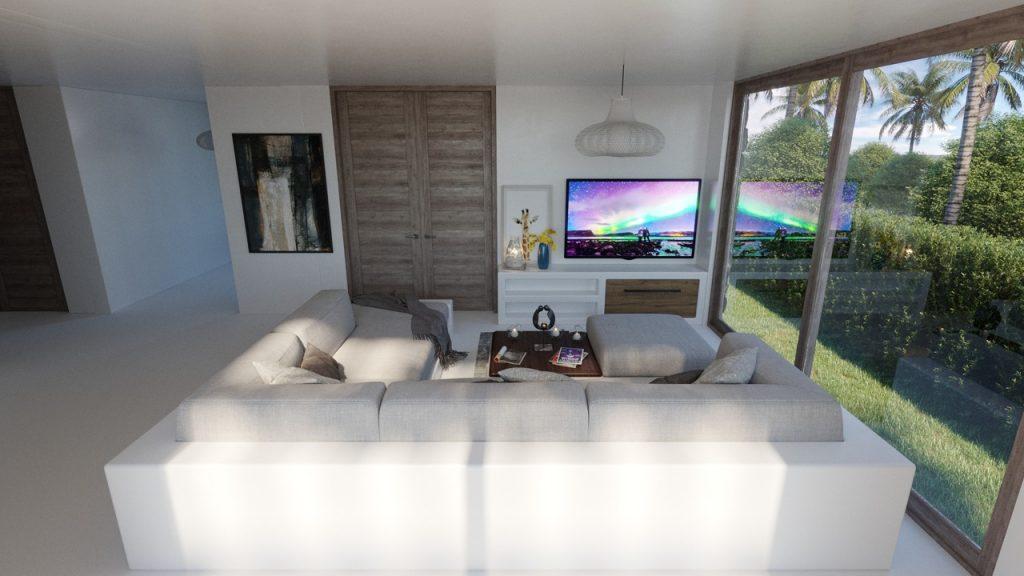 Lotus Zanzibar Villas Rendering By Crazy Web Studio 9