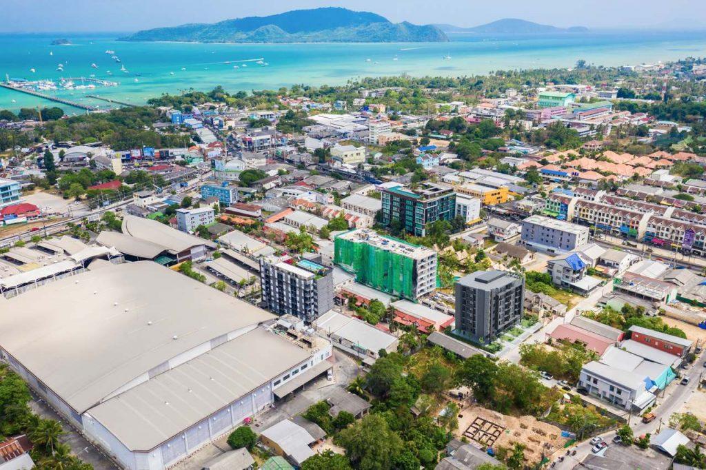 Tower 3 Condomium Phuket Rawai Rendering By Crazy Web Studio 3
