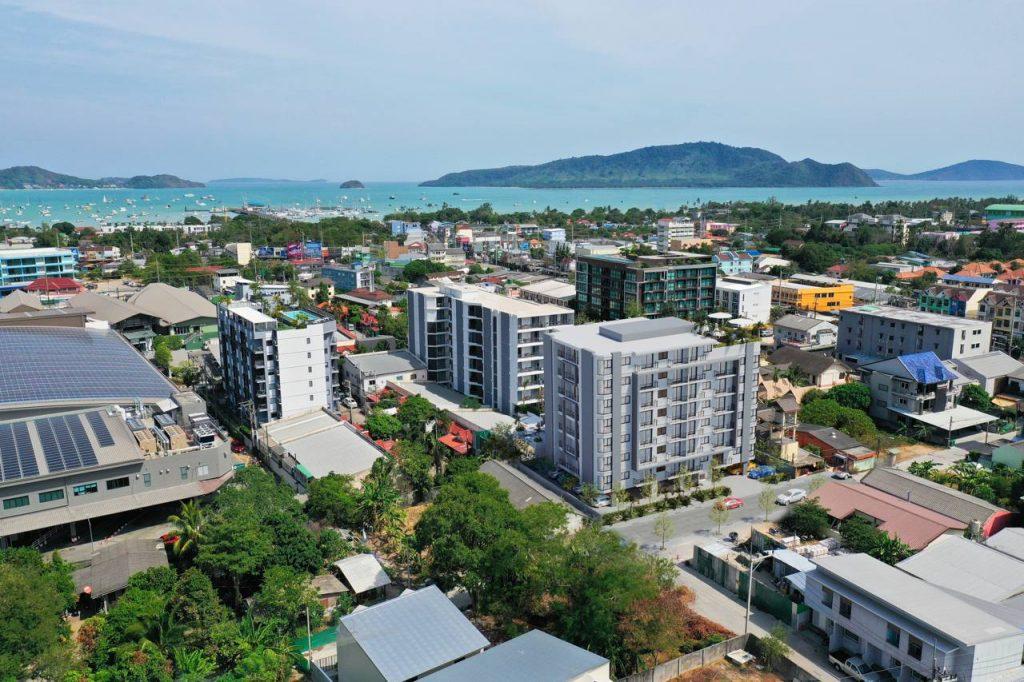 Tower 3 Condomium Phuket Rawai Rendering By Crazy Web Studio 8