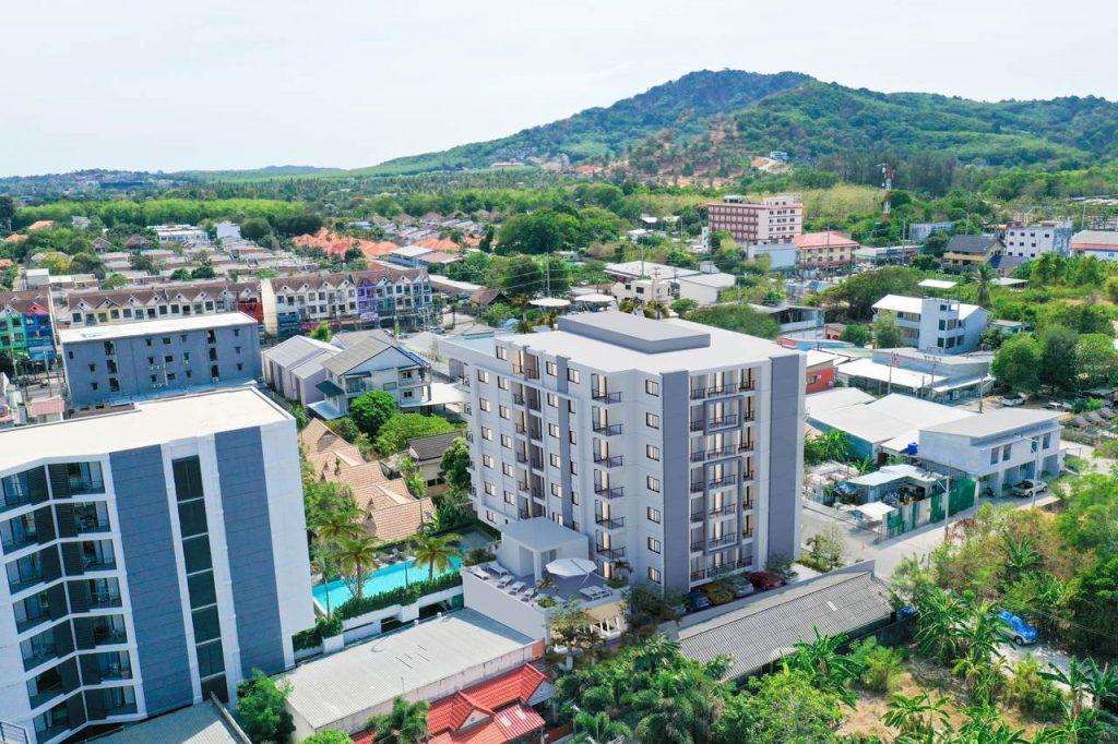Tower 3 Condomium Phuket Rawai Rendering By Crazy Web Studio 9